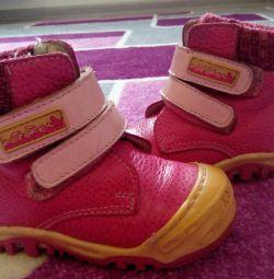 Μπότες για κορίτσια