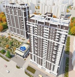 Apartament, 2 camere, 55 m²