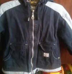 Куртка-вітровка 80-86
