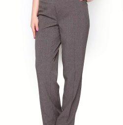 Νέα υφασμάτινα παντελόνια