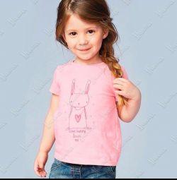 T-shirt for girls