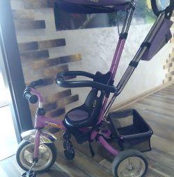 Велосипед -коляска