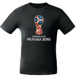 Μπλουζάκια Παγκόσμιο Κύπελλο FIFA 2018