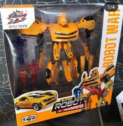 Robot Transformator