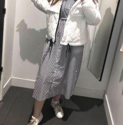 Rochie cu mâneci lungi