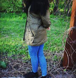 Парку куртка жіноча