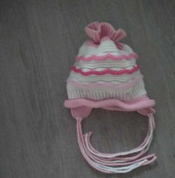 hat for girls p.52-54 autumn
