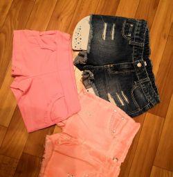 Shorts for princess oh. 128,134