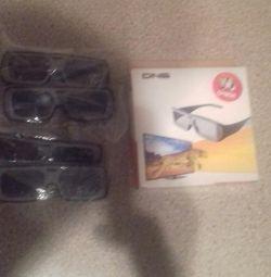 3D DNS glasses