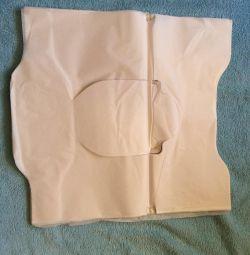 Одноразовые накладки для унитаза