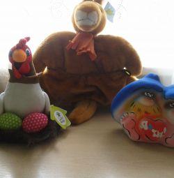 Іграшки, новорічні кулі