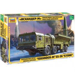 Iskander-M tactical missile system, model