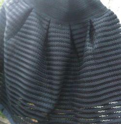 Юбки и Шикарное вечернее велюровое платье