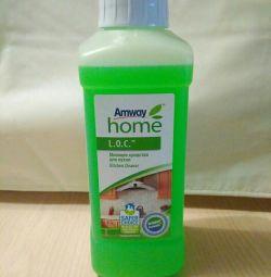 Detergent L.O.C. for kitchen