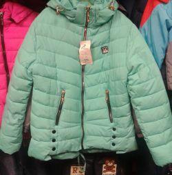 New spring jacket p. 128-134