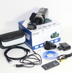 Delivery Video Camera 1080P FHD 24.0MP 16X