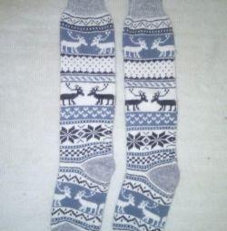 New woolen socks