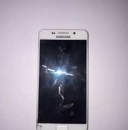 Samsung galaxy A3 2016 16GB