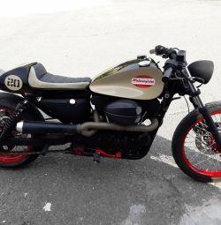 Harley Davidson sporster 1200evo personalizate cafe racer