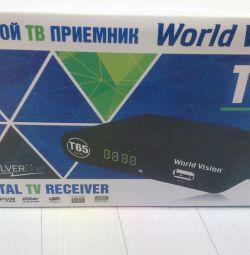 Digital TV receiver new