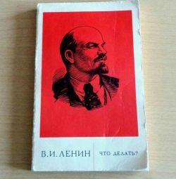 Carte: V.I Lenin