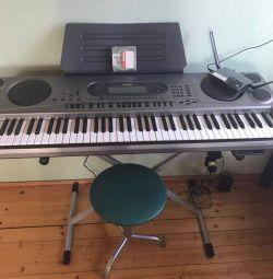 Casio WK-1800 Digital Electronic Piano