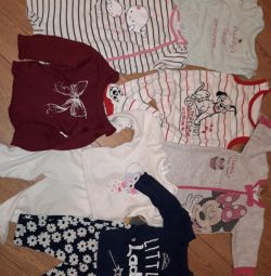 Children's clothing from Germany