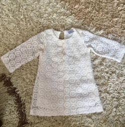 2.3 yıl boyunca beyaz elbise
