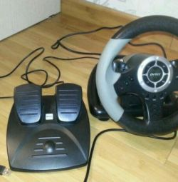 Gamepad și pedale DVTech
