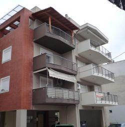 Α другого поверху квартира (D2) з 43.46sq.m. (3 кімнати, 1