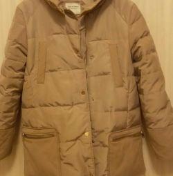 Coat down jacket zara. Last price