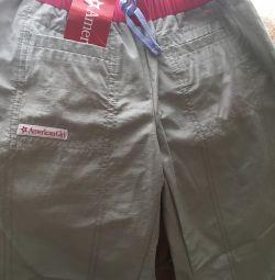 Pantaloni pentru vară. nou