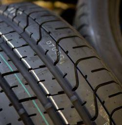Summer tires R18 245 45 Pirelli