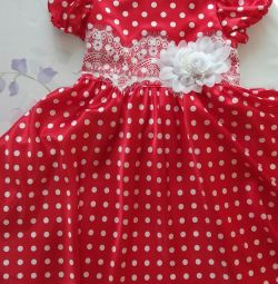New Dress for 110 growth