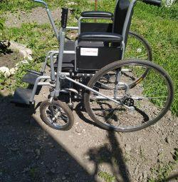 Η αναπηρική πολυθρόνα περπατά