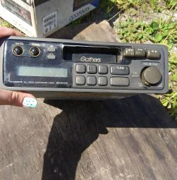 Car radio 2 pcs