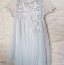 Dress elegant children's