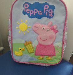 New, lightweight backpack