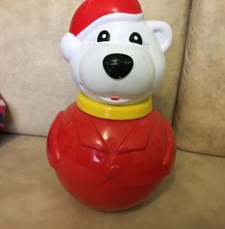 New Year Bear Teddy Bear