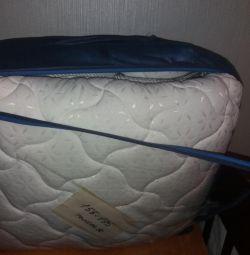 Yeni kalın yatak toppers