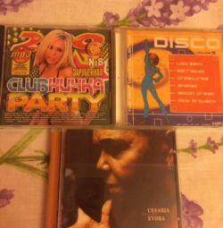 Discuri Sd cu muzică