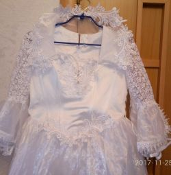 New wedding dress snow Queen p44-46