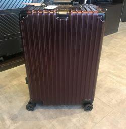 Suitcase of Bejon Big Size claret