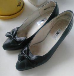 Туфлі нат.кожа 36р.