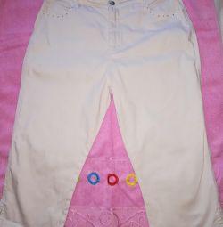 Γυναικεία παντελόνια μεγέθους 31
