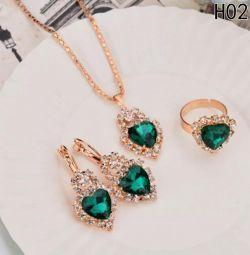 Jewelry set!