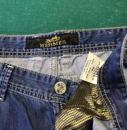 Blugi marca Hermes