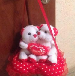 Подарок- игрушка Kiss Me