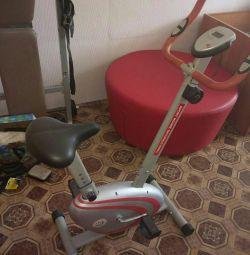 Велотренажер Sport House