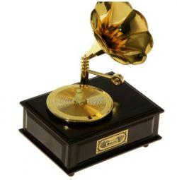 Müzik kutusu Büyükanne Gramofon